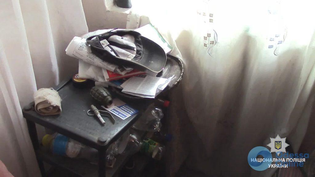 В Килийском районе задержали грабителя