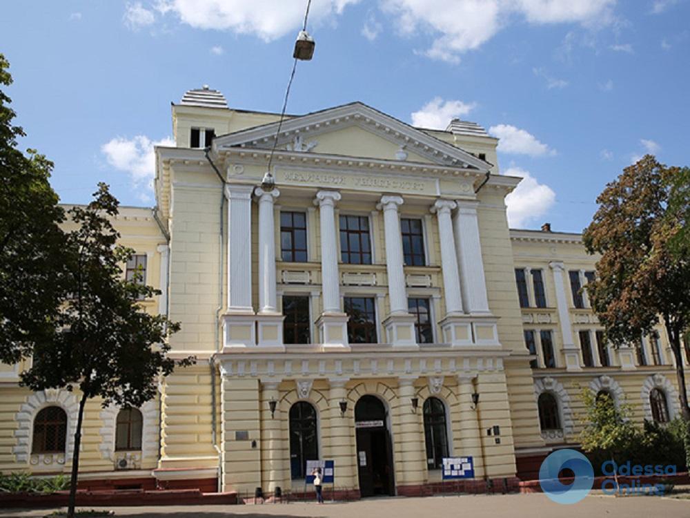 Ректор Одесского медуниверситета подал в суд на Минздрав