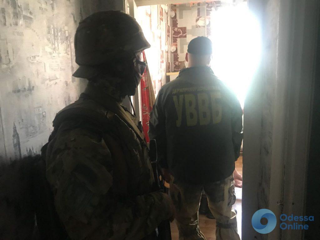 В Одесской области пограничники занимались контрабандой