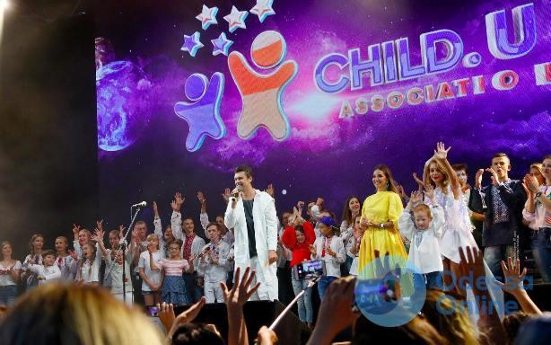 «Назустріч мрії»: в Одессе прошел грандиозный детский фестиваль