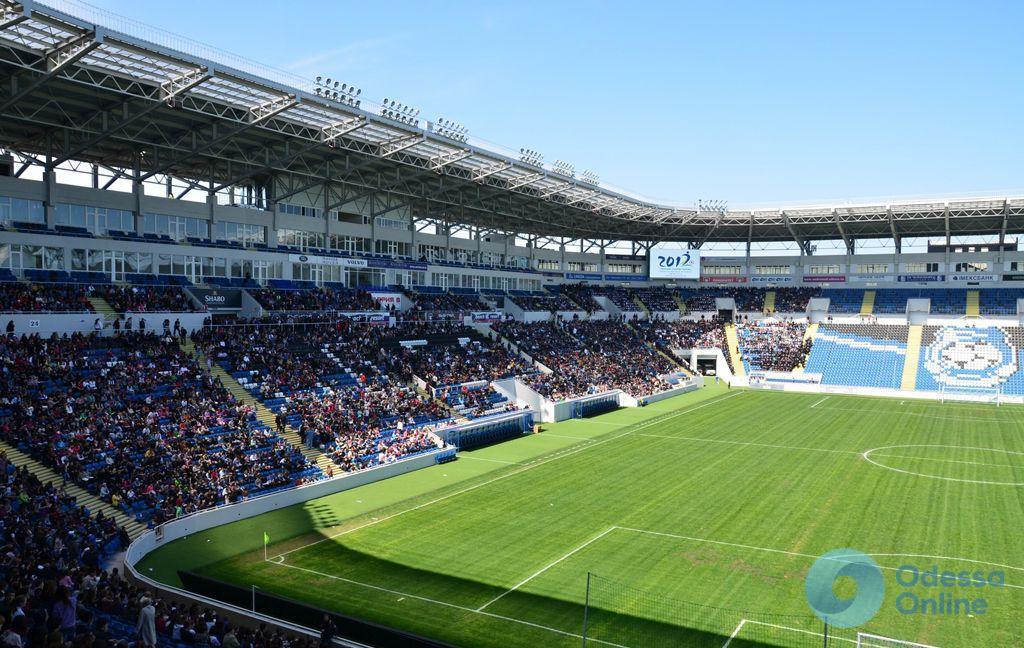В Одессу прибыли около полутысячи оперативников — спецов по футбольным фанатам