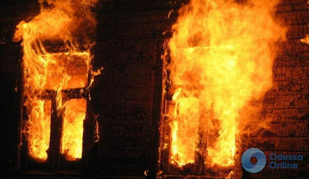В Рени во время пожара погибла женщина