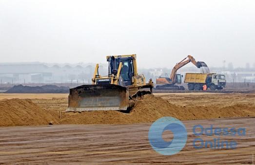 Кабмин выделил деньги на строительство взлетно-посадочной полосы в Одесском аэропорту