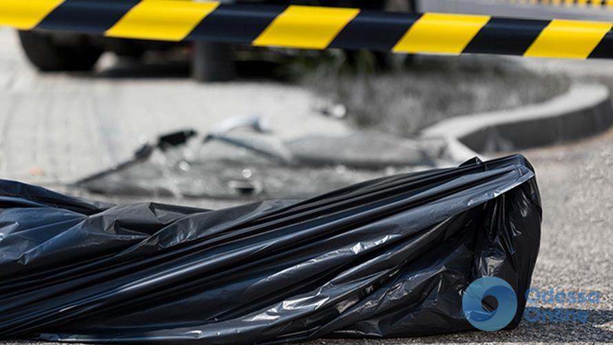 В центре Одессы нашли труп молодого мужчины
