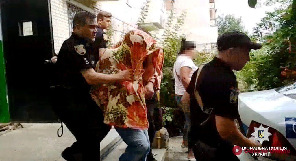 В Черноморске задержали педофила (обновлено, добавлено видео)