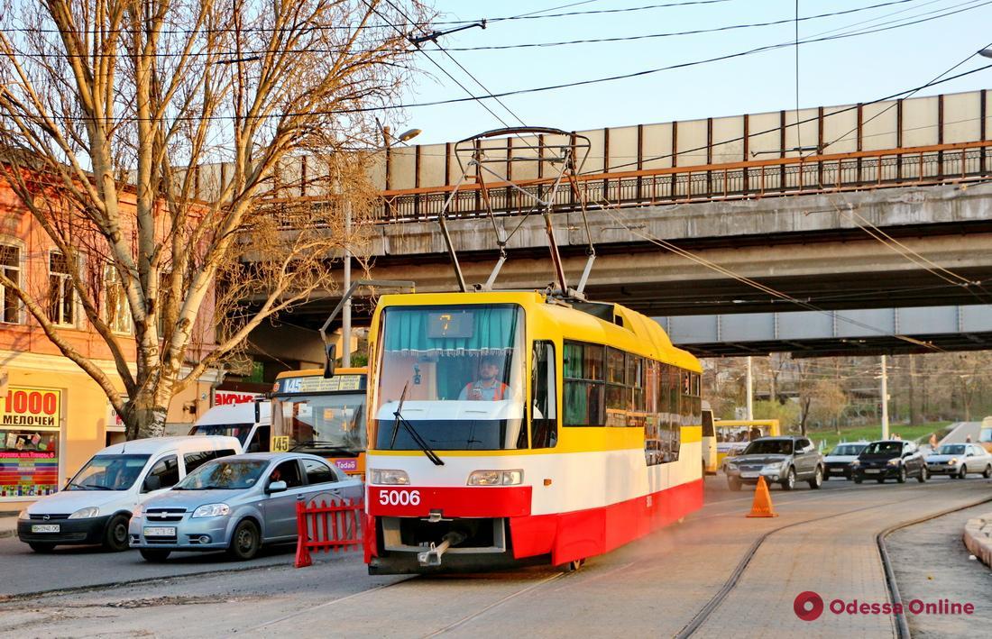 Одесса получит кредит на скоростной трамвай «Север-Юг»