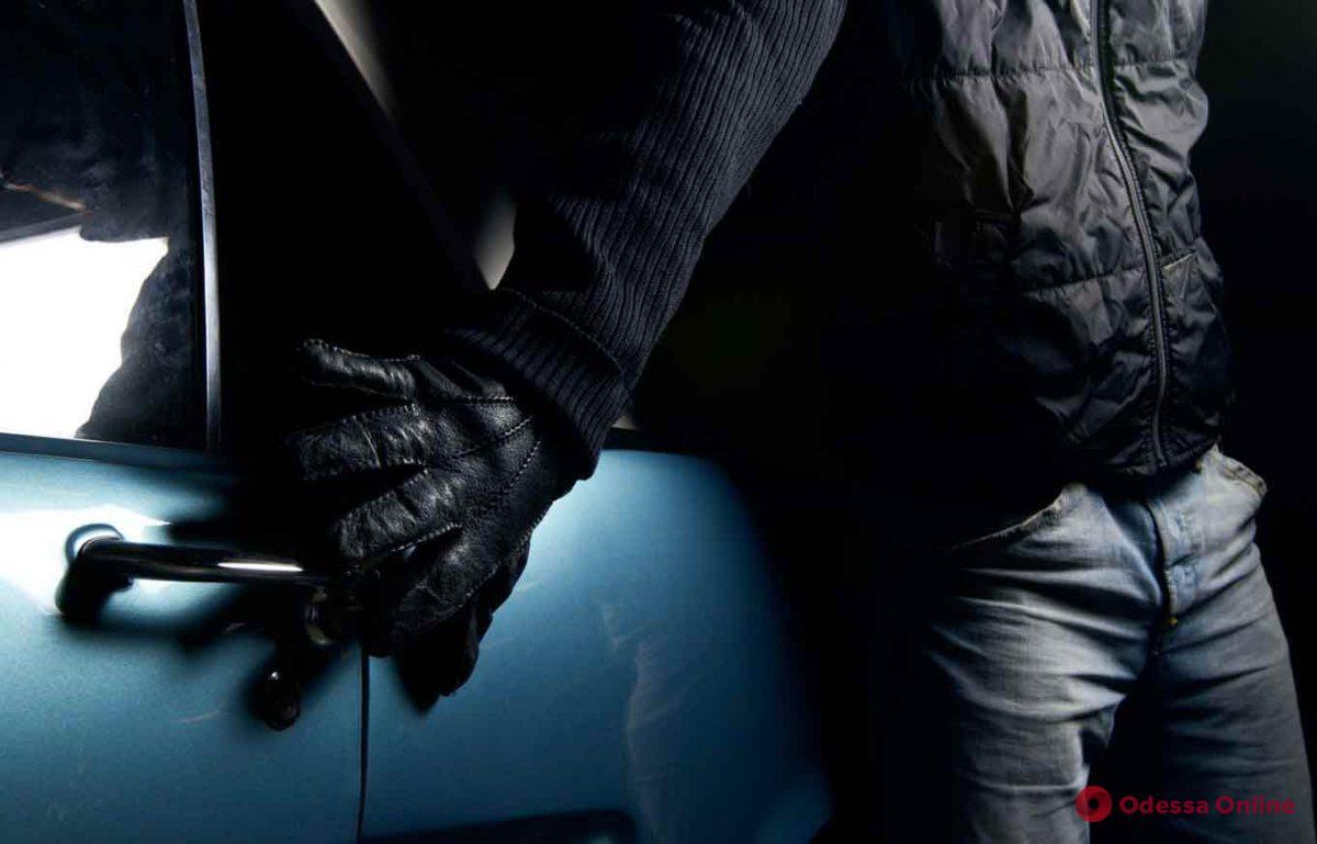 В Одесской области задержали иностранца-автоугонщика