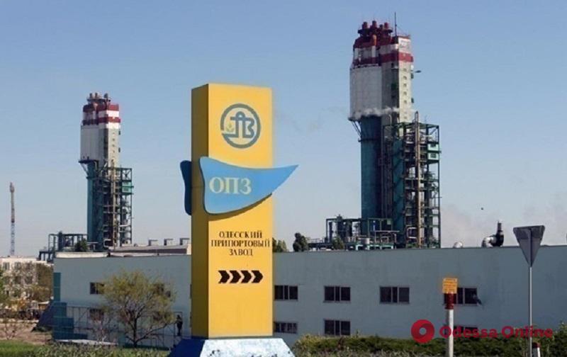 Пять месяцев простоя: Одесский припортовый завод готовится возобновить работу осенью