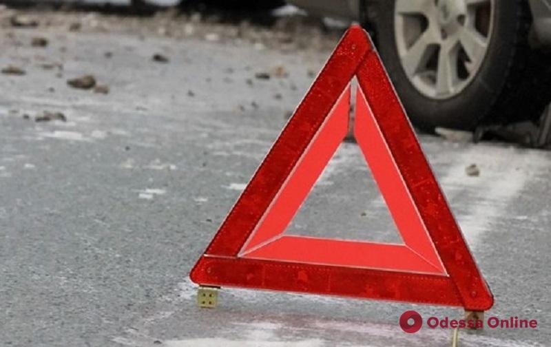 Из-за ДТП в центре Одессы не ходят трамваи