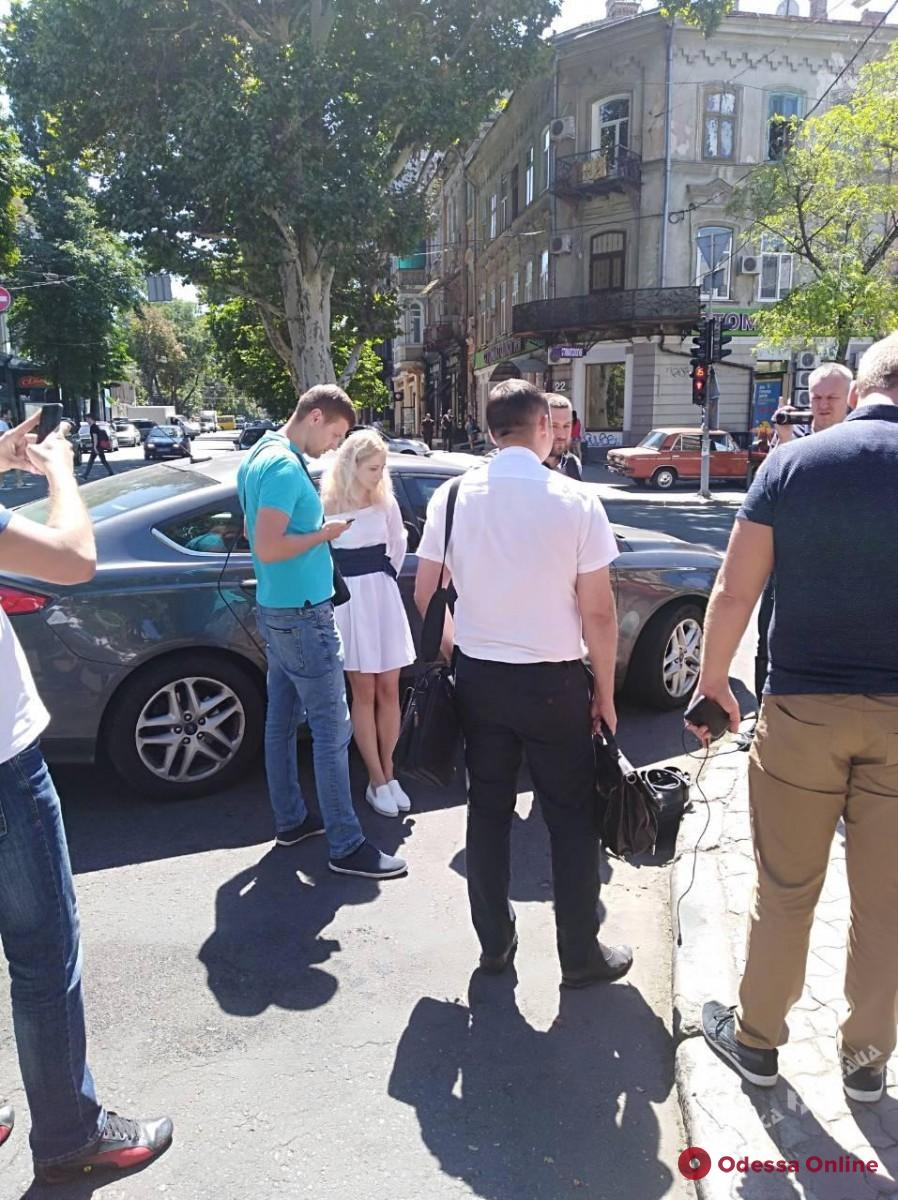 Одесса: на взятке задержана начальник следствия Приморского отдела полиции