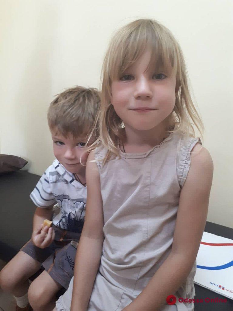 Одесская область: из Лиманской районной больницы сбежали трое детей