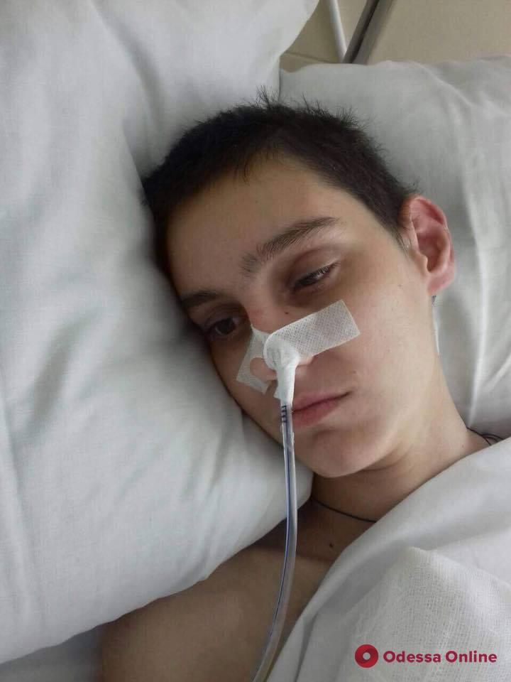 Одесса: установлена личность девушки, которая пострадала в ДТП 16 мая