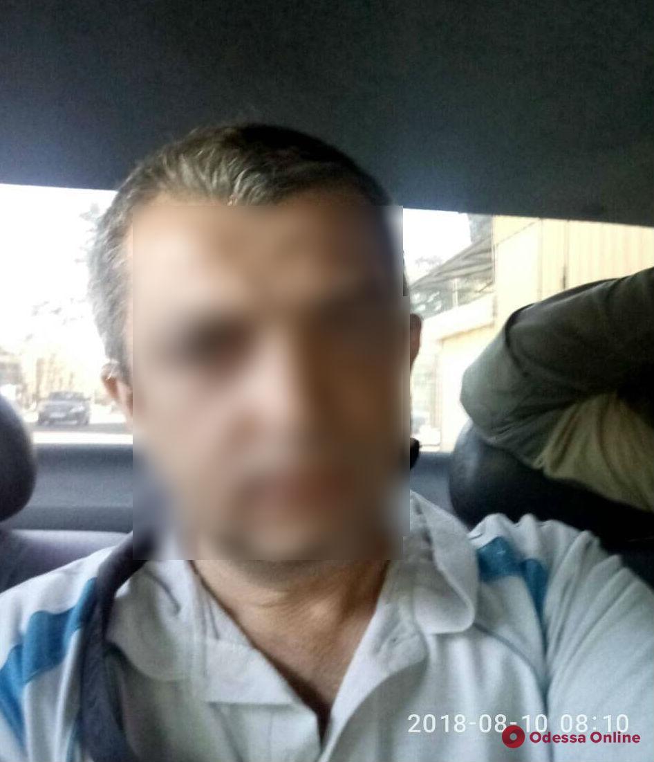 В Одессе возле магазина зарезали мужчину