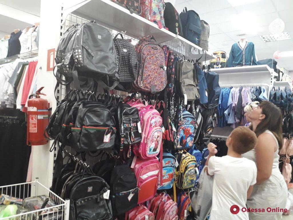Экипировка для первоклассника: сколько стоит собрать ребенка в школу?