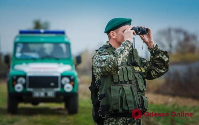 Одесская область: пограничники задержали гражданина Австрии