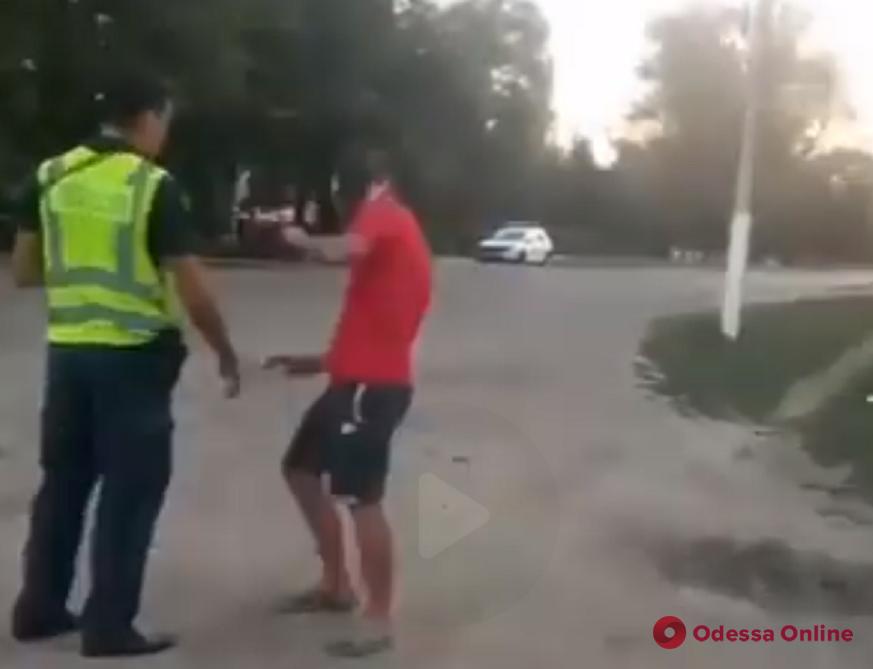 Одесская область: ГУНП проводит служебную проверку из-за избиения в Тарутино (видео)