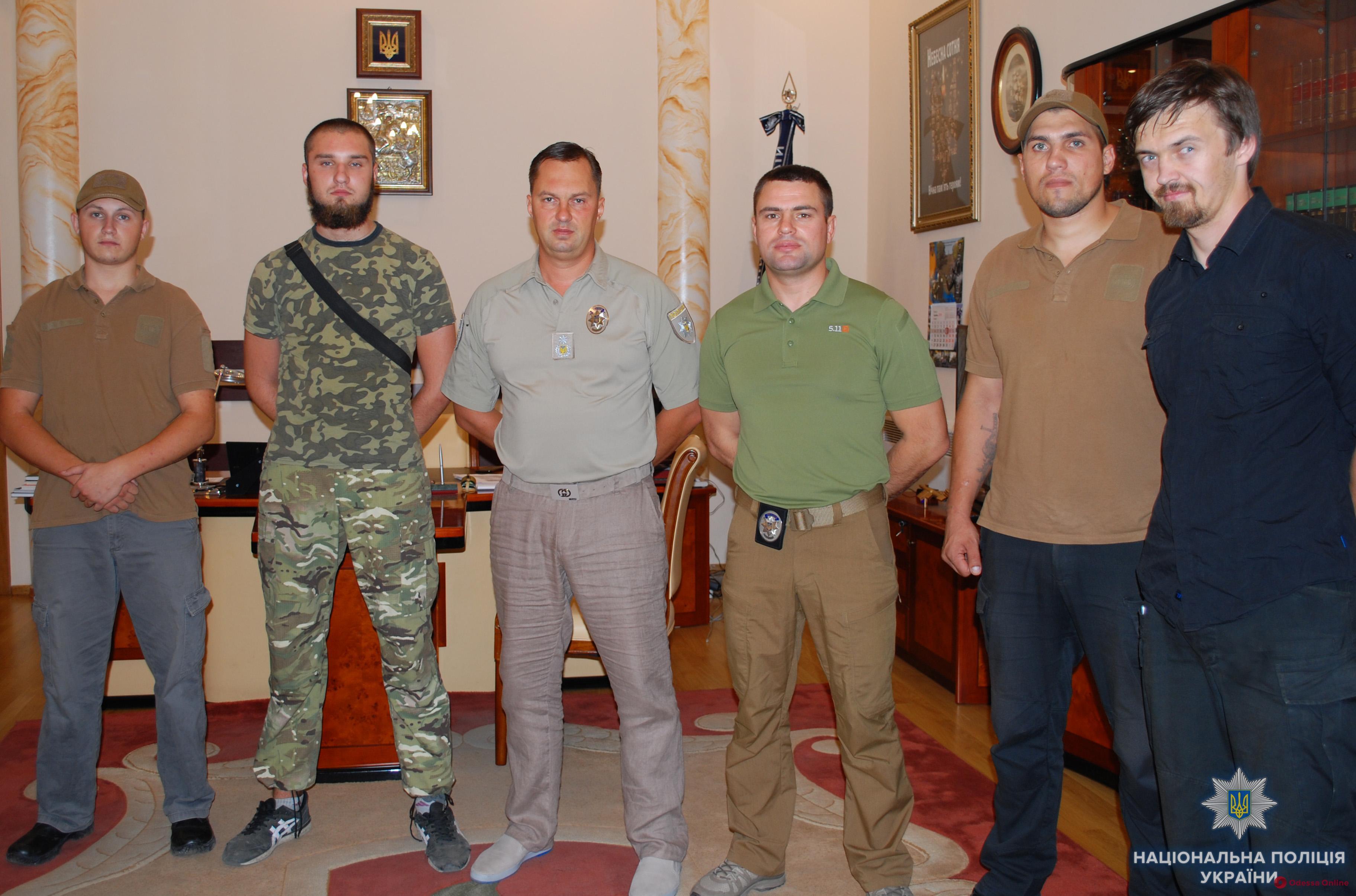 Полиция будет патрулировать Одессу вместе с общественными активистами