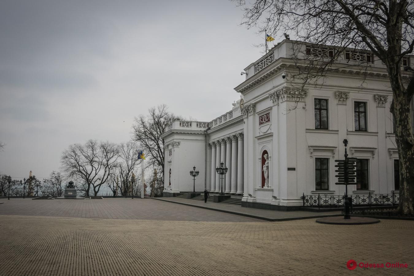 Одесская мэрия организует конкурс короткометражек