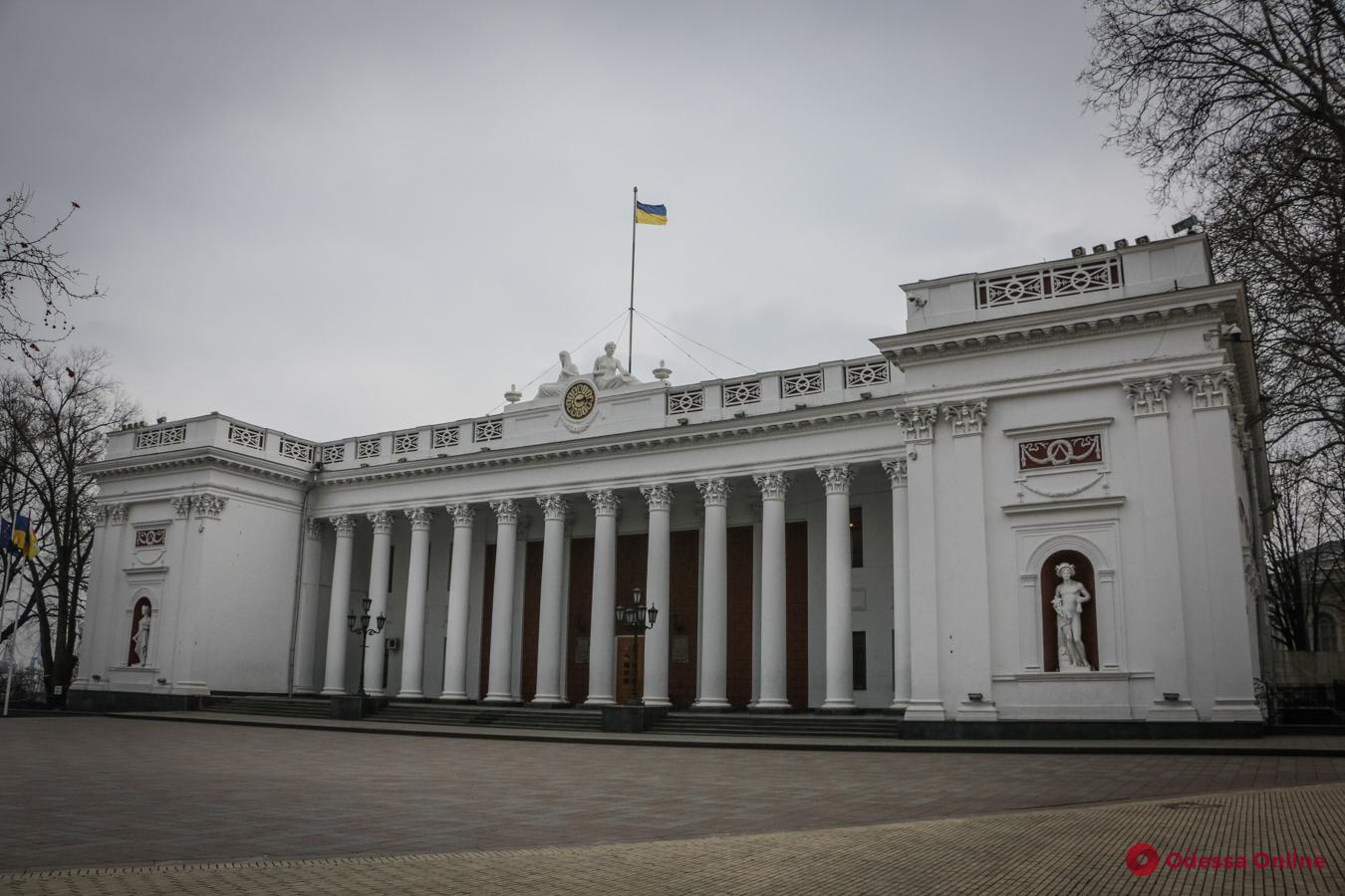 В мэрии опровергли информацию о загрязненном воздухе в Одессе
