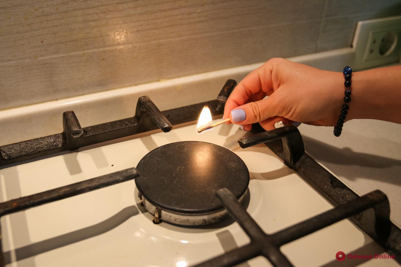 Во вторник в ряде домов на Таирова и Фонтане отключат газ