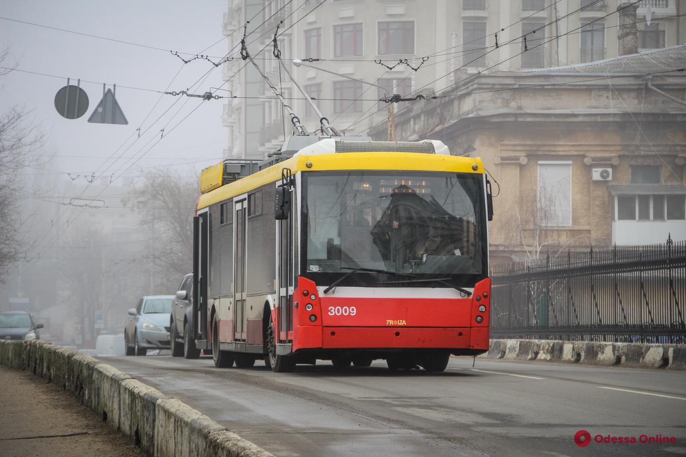 В Одессе планируют поднять цены на проезд в трамваях и троллейбусах