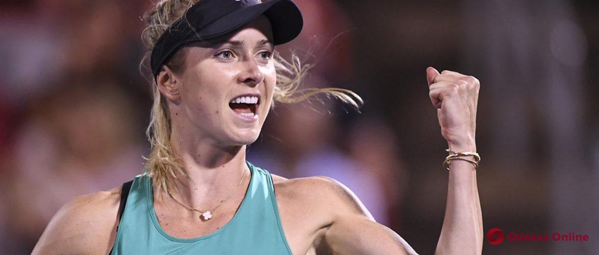 US Open: одесская теннисистка озадачила болельщиков, но вышла во второй раунд