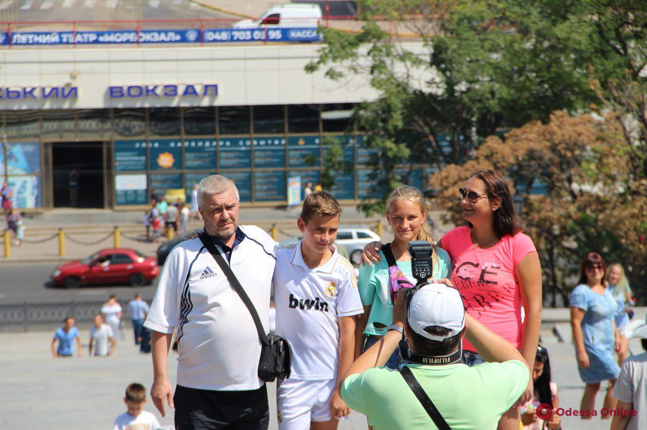 В Одессе туристы гостиницам предпочитают частников