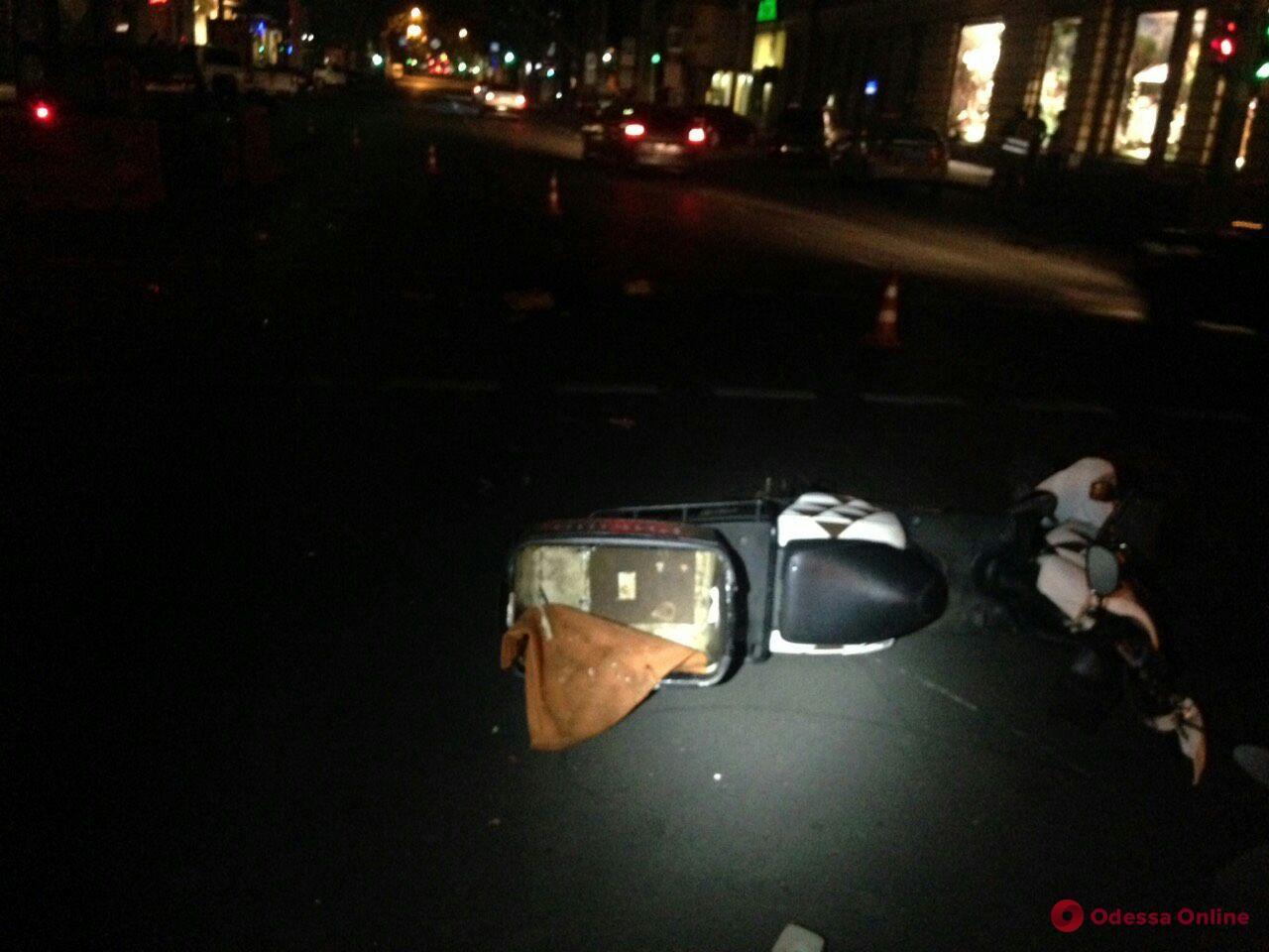 Смертельное ДТП на Ришельевской: полиция ищет очевидцев