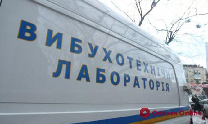В Одессе «заминировали» очередной суд (обновлено)