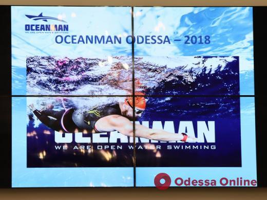 В Одессе пройдет первый в Украине масштабный заплыв на открытой воде