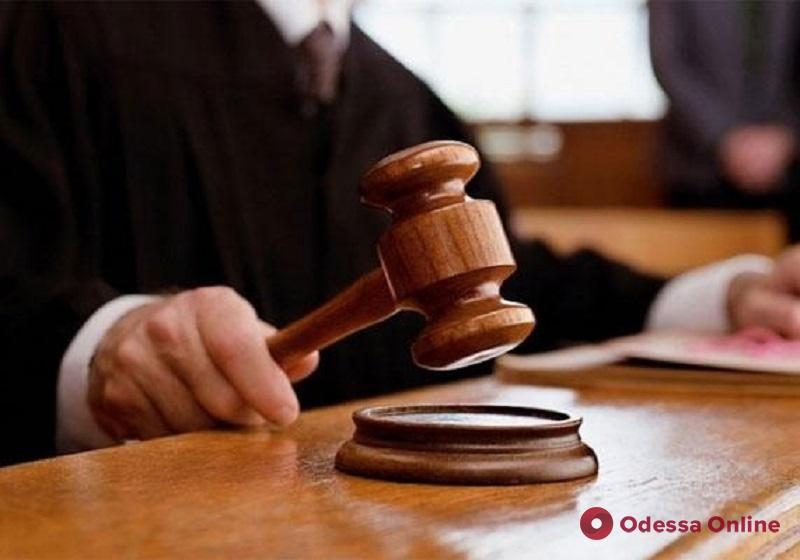 Одесский суд назначил полумиллионный залог для замначальника таможенного поста