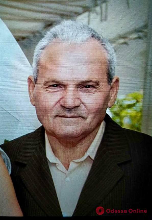 В Одессе на поселке Котовского пропал пожилой мужчина