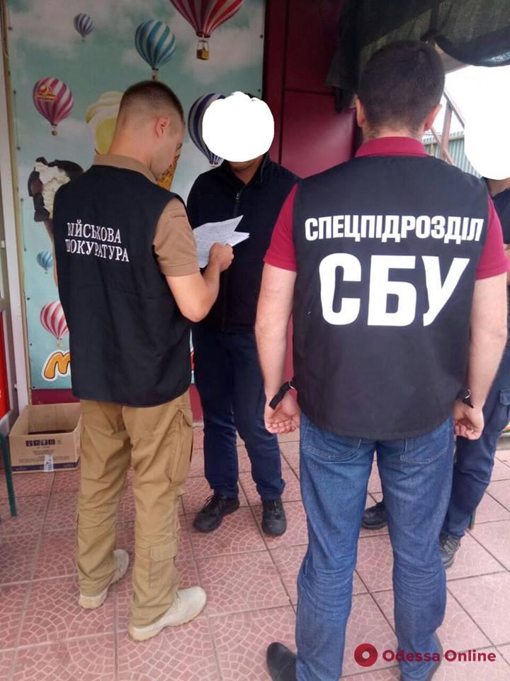 В Одесской области инспектора ГСЧС поймали на взятках