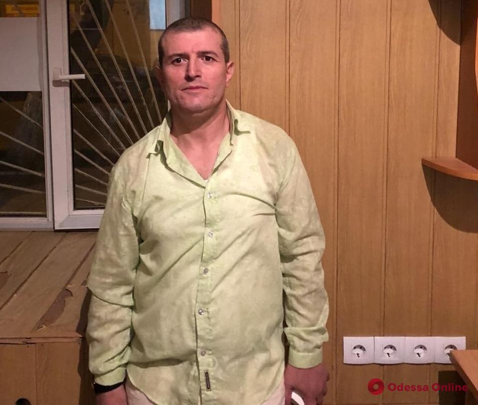 В Одессе поймали маршруточного вора