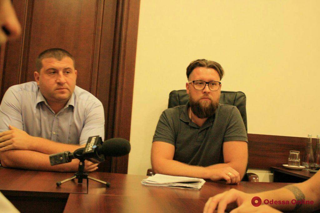 Застройка «Ланжерона»: активисты пришли в прокуратуру