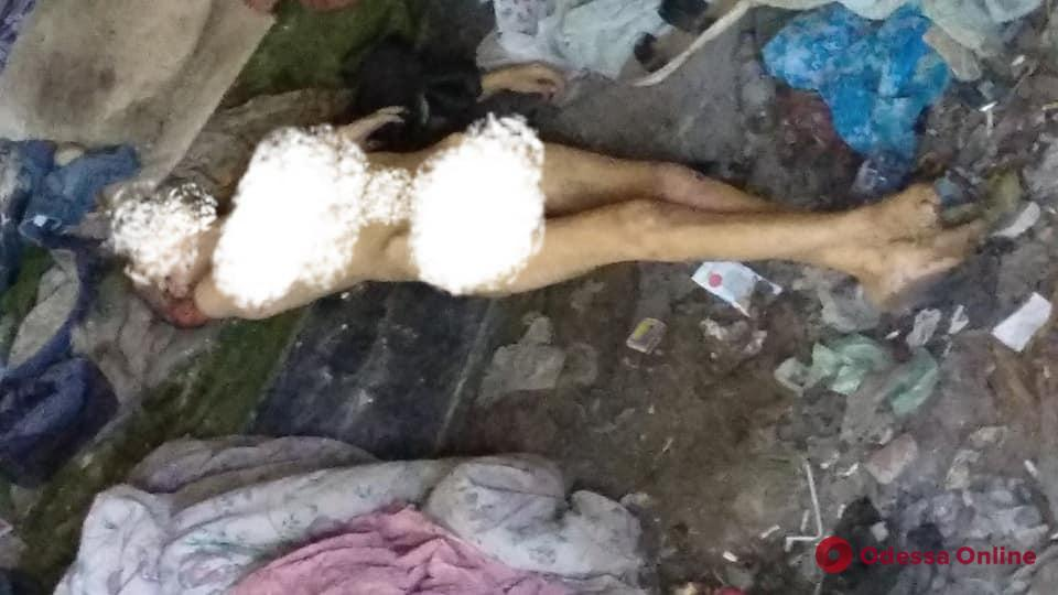 В одесском парке нашли тело убитой женщины