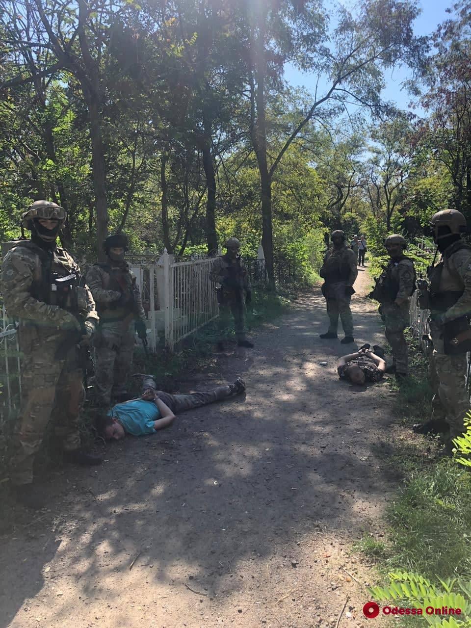 Нападение на инкассаторов в Одессе: подозреваемых отправили в СИЗО