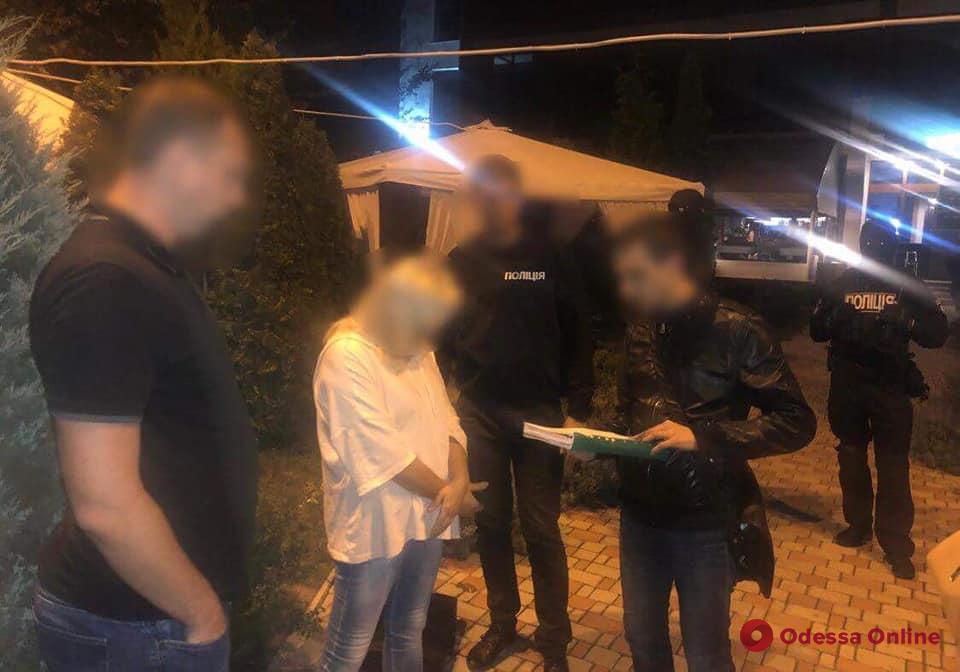 В Одесской области на взятке поймали замначальника таможенного поста