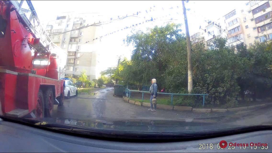 В Одессе мужчина выпрыгнул с 7-го этажа