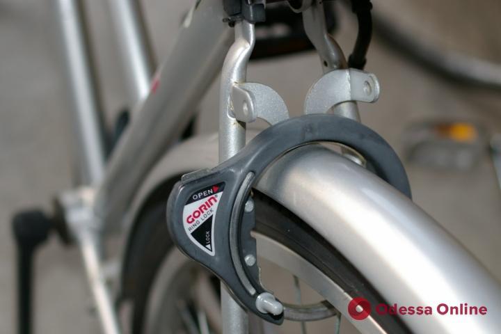 В Одесской области задержали велоугонщика