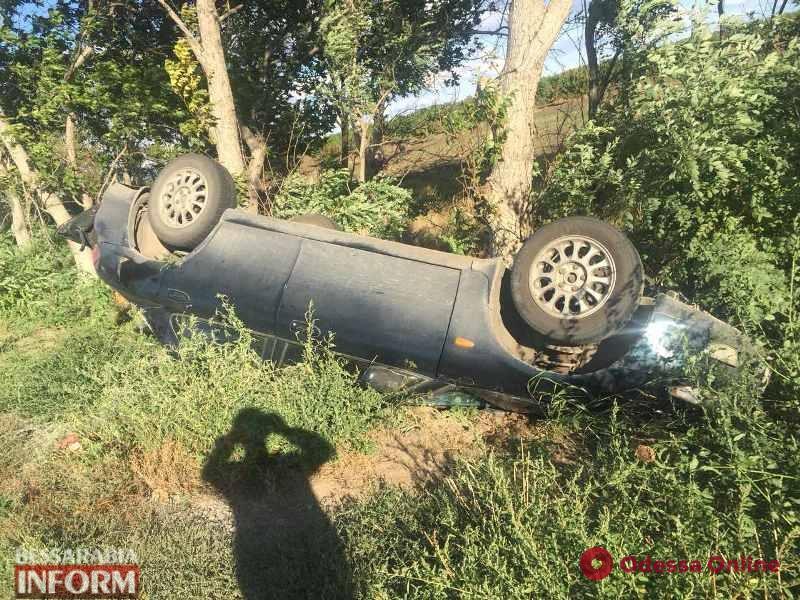 В Одесской области произошло ДТП с пострадавшими