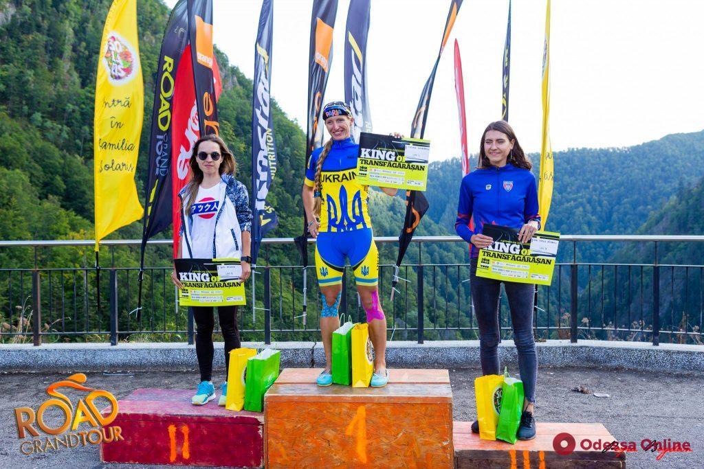 Одесситы привезли медали с шоссейной велогонки в Румынии
