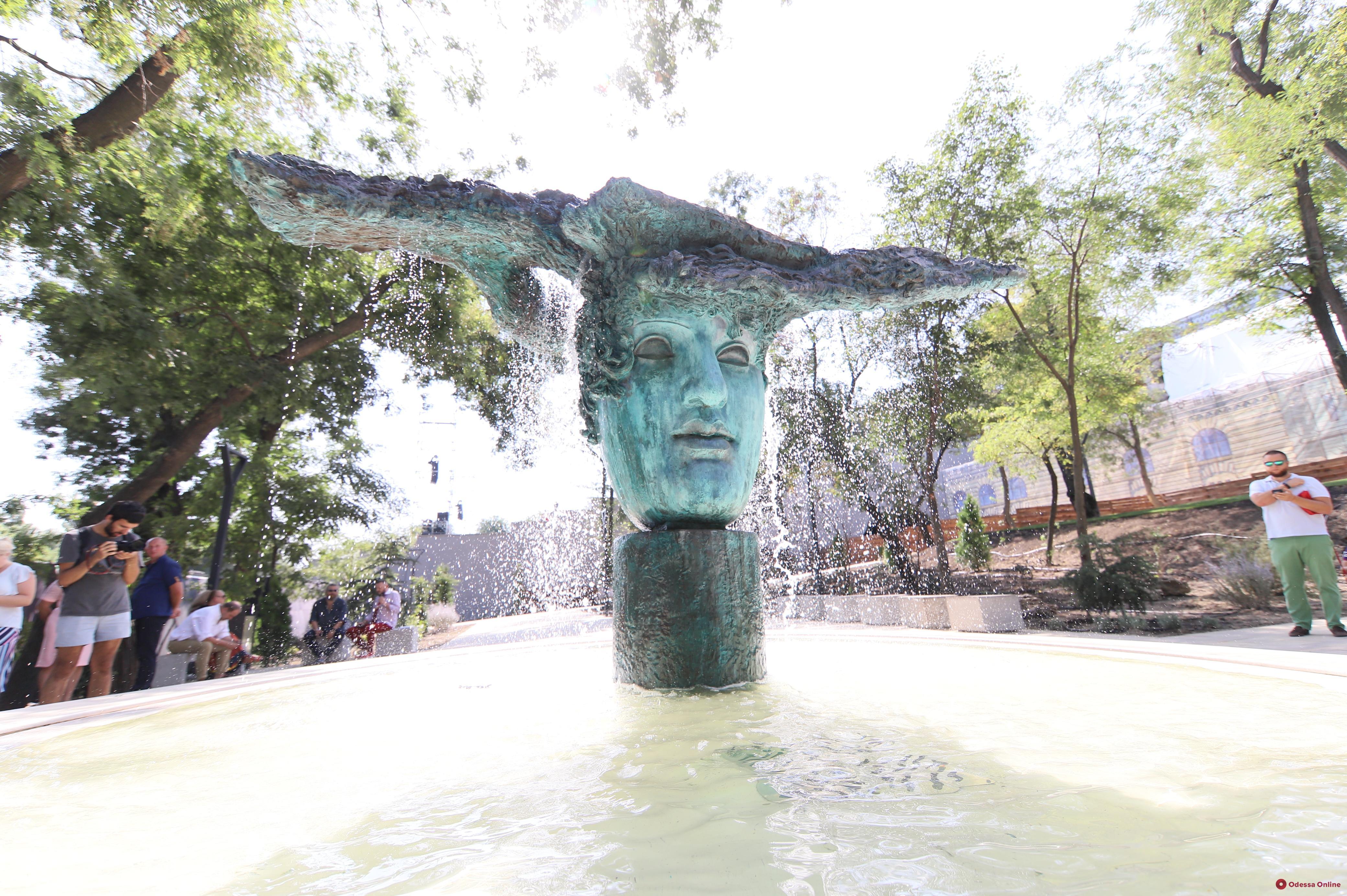 Подарок ко Дню города: в Одессе торжественно открыли Греческий парк