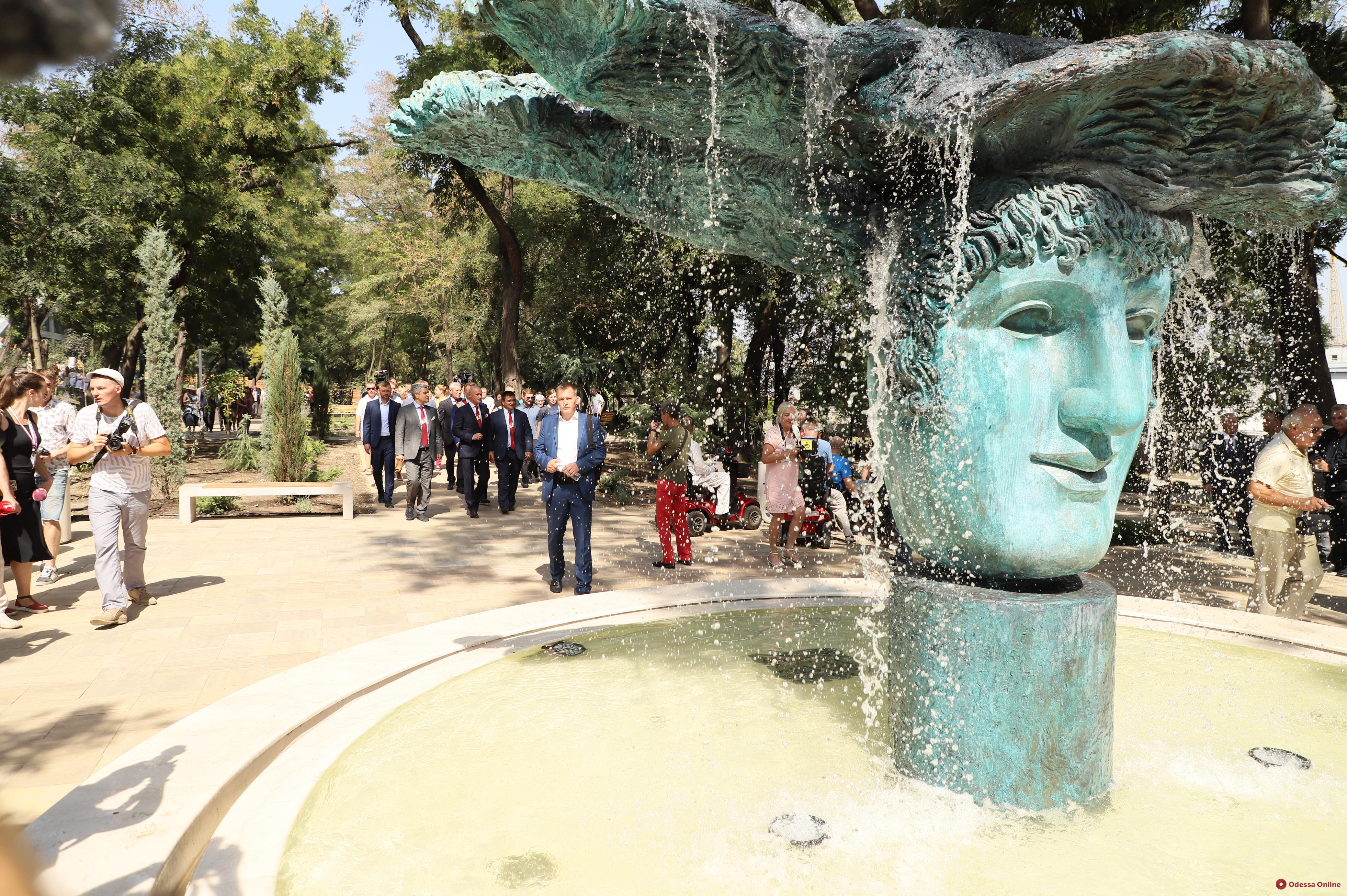 Одесса: в Греческом парке установят видеокамеры