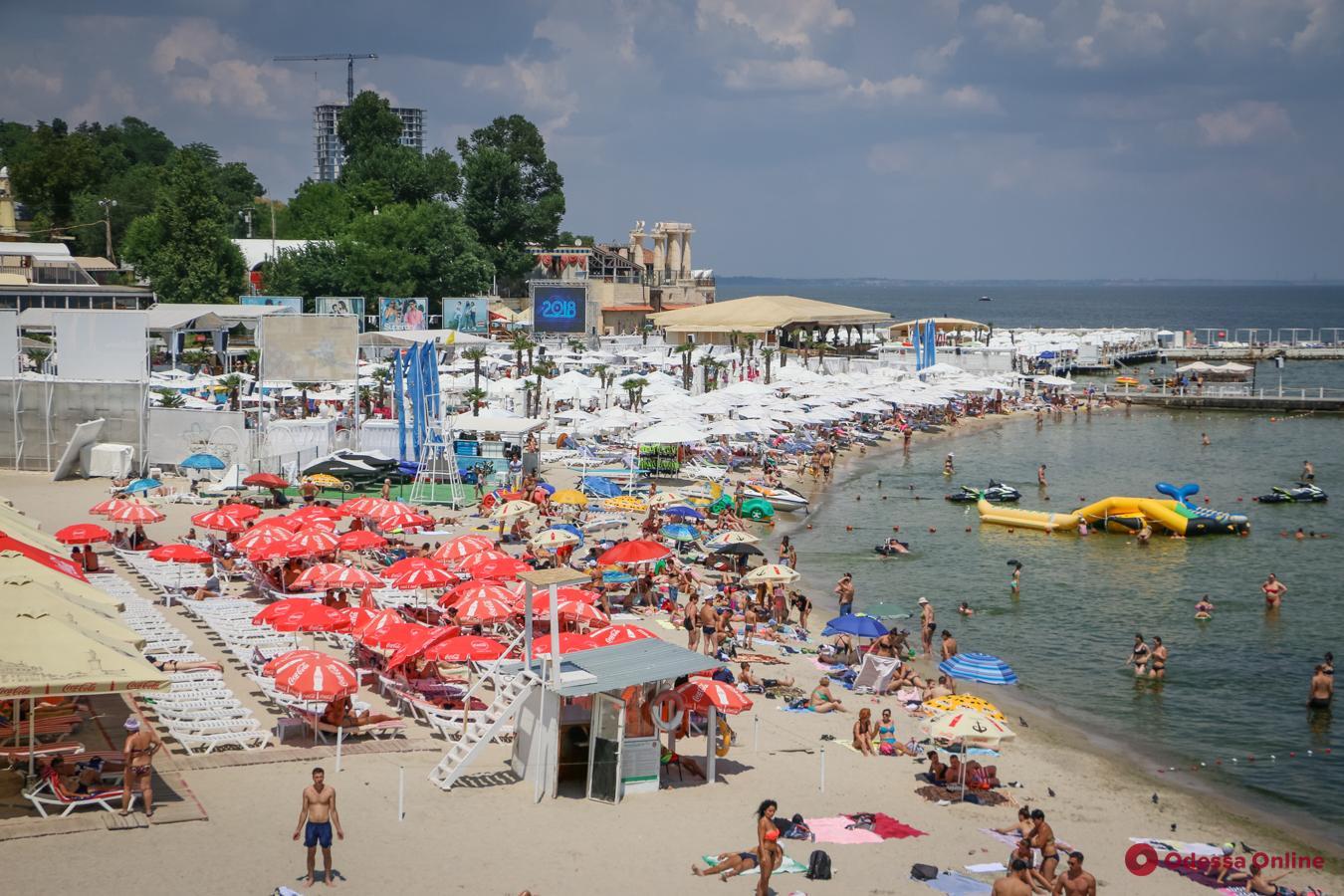 Летом на пляжах Одессы утонуло 20 человек