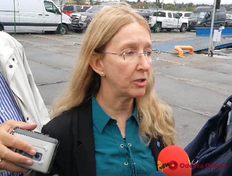 Одесса: и.о. министра здравоохранения считает действия экс-ректора Запорожана незаконными