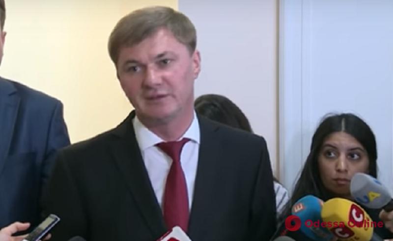 Отстраненный от должности начальник Одесской таможни временно возглавит ГФС