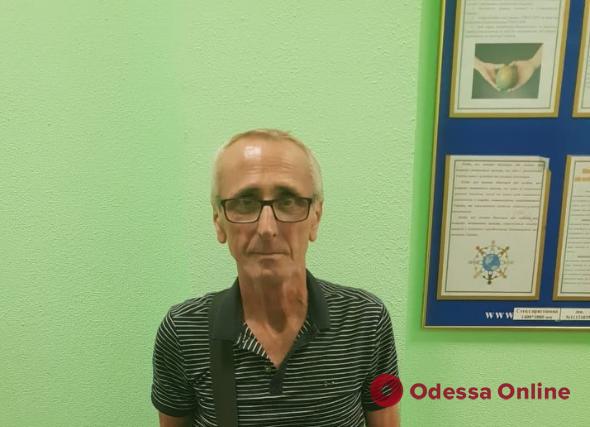 В Одессе задержаны грузинские карманники без документов