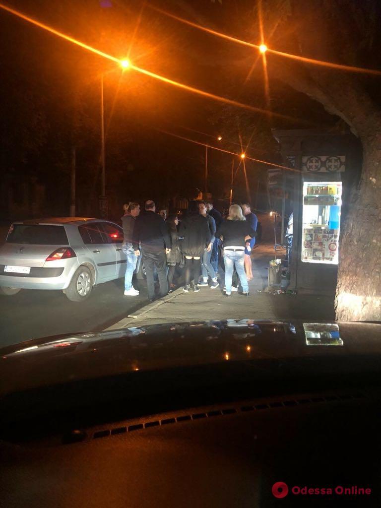 Пропавшие в Одессе гимназистки нашлись