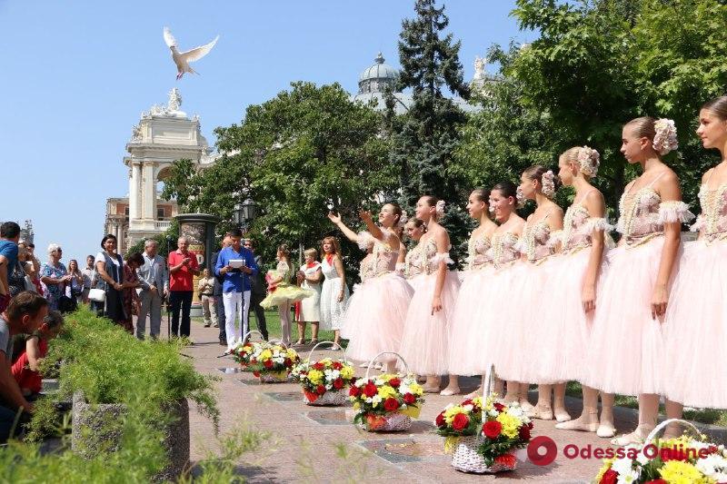 На Аллее звезд в Одессе появились новые имена